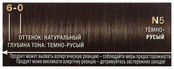 Palette Интенсивный цвет Стойкая крем-краска для волос