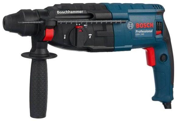 Перфоратор BOSCH GBH 240, 790 Вт