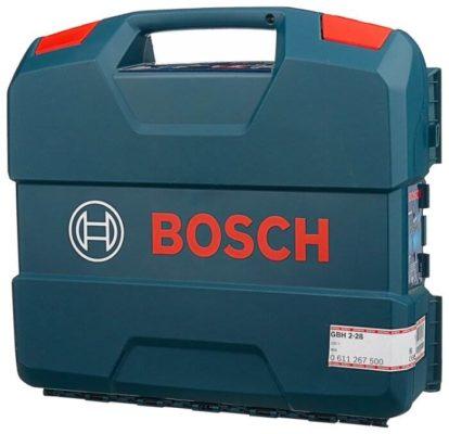 Перфоратор BOSCH GBH 2-28 кейс, 880 Вт