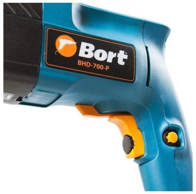 Перфоратор Bort BHD-700-P, 700 Вт