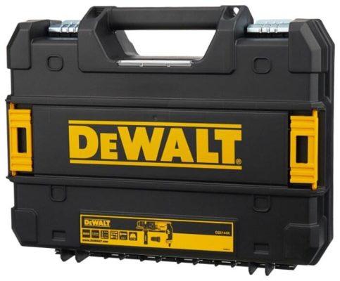 Перфоратор DeWALT D25144K, 900 Вт