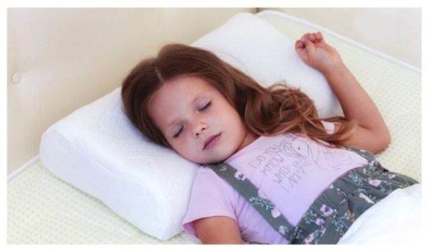 Подушка Аскона Baby 3+ 30 х 50 см