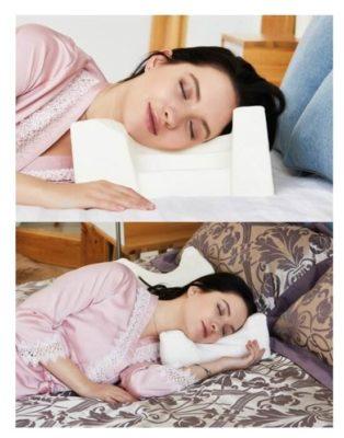 Подушка LoliDream против морщин 31 х 60 см