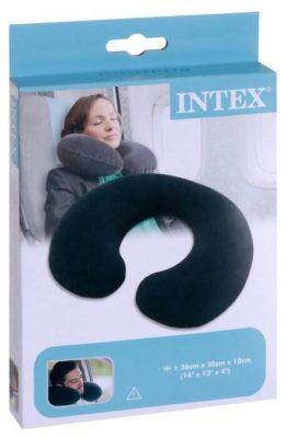 Подушка для шеи Intex Travel 68675