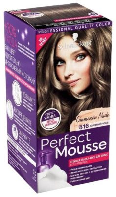 10 лучших красок для волос без аммиака