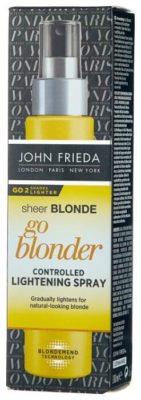 Спрей John Frieda Sheer Blonde Go Blonder Controlled lightening