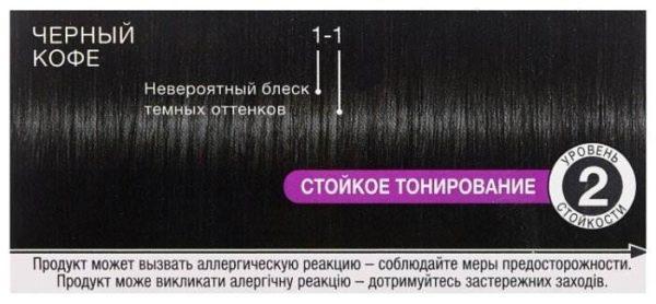 Syoss Gloss Sensation Мягкая крем-краска для волос