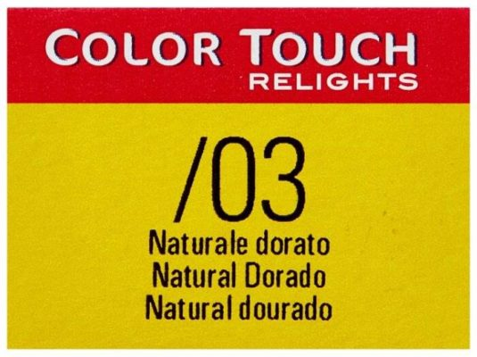 Wella Professionals Color Touch Relights Blonde Краска для волос, 60 мл