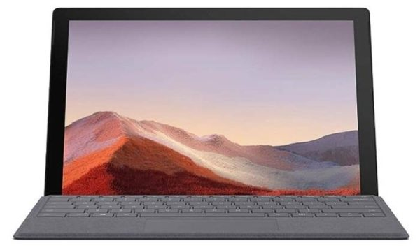 Microsoft Surface Pro 7 i5 8Gb 128Gb Type Cover (2019)