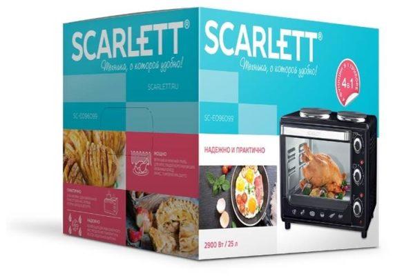 Scarlett SC-EO96O99