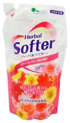 Mitsuei Концентрированный кондиционер для белья с ароматом цветов