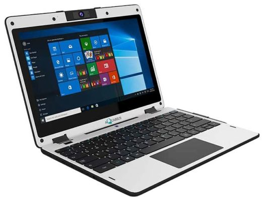"Aquarius Cmp NS183 (Intel Celeron N4100 1100MHz/11.6""/1920x1080/4GB/128GB SSD/Intel UHD Graphics 600/Windows 10 Pro)"