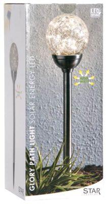STAR trading Садовый светильник на солнечной батарее Glory 480-42