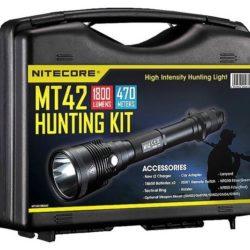 Nitecore MT42 Hunting Kit