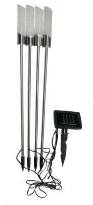 Uniel Светильник садовый USL-M-026/MM590 Flambeau