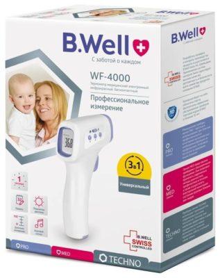 B.Well WF-4000