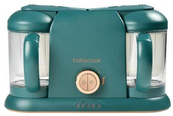 Beaba Babycook Duo зеленый