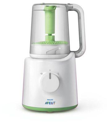 Philips AVENT SCF870 белый/зеленый