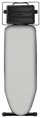 Braun гладильная доска IB3001 BK серый/черный