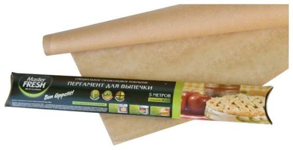 Бумага для выпечки Master FRESH силиконизированная, 5 м х 38 см