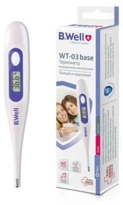 B.Well WT-03 Base белый/синий