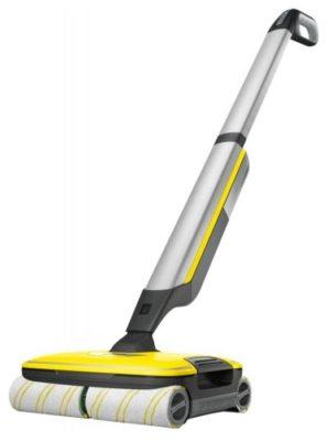 KARCHER FC 7 Cordless (желтая) желтый/черный