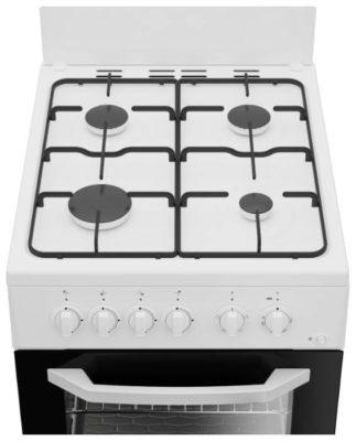 10 лучших газовых плит с электрической духовкой