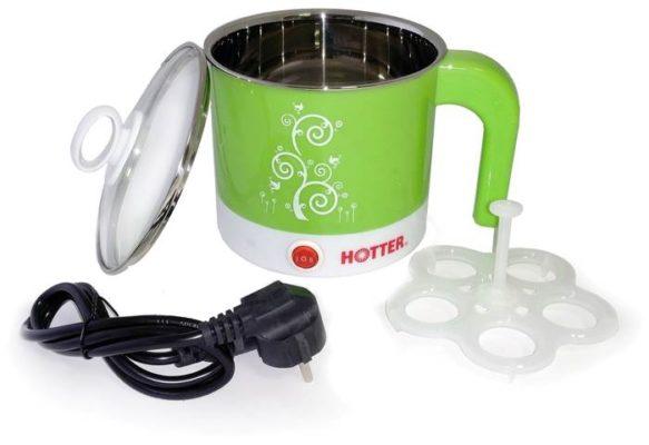 Hotter HX-555, зеленый