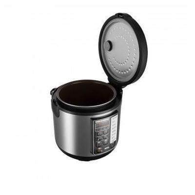 REDMOND RMC-M04, черный/серебристый