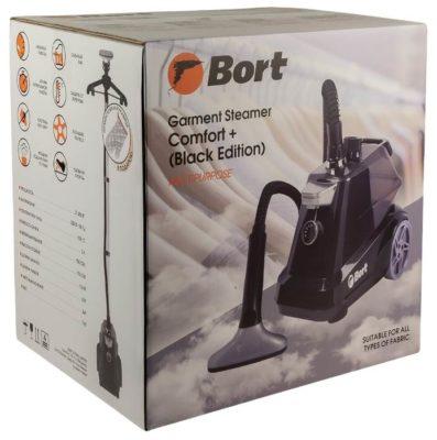 Bort Comfort + (Black Edition), черный