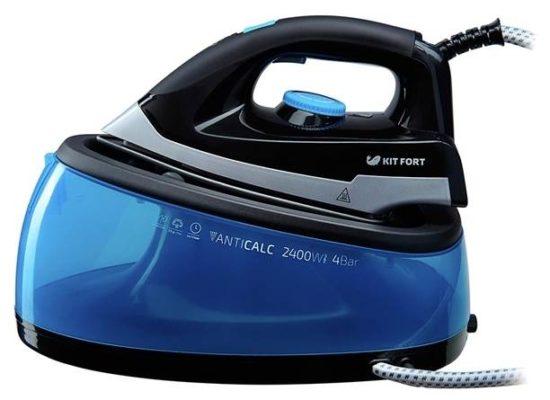 Kitfort KT-922 синий/черный