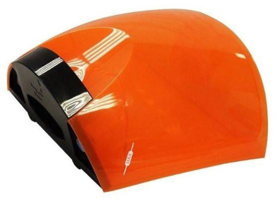 MIE Bravissimo черный/оранжевый