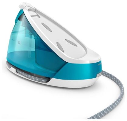 Philips GC7920/20 PerfectCare Compact Plus синий/белый