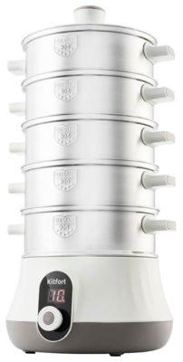 Kitfort KT-2035 белый/серебристый