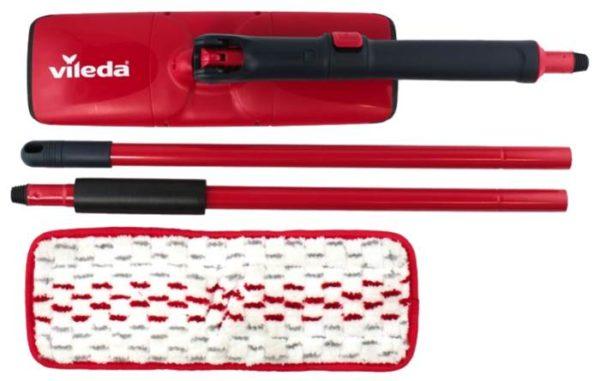 Vileda Ultramax Easy Twist 203030, красный/черный/белый