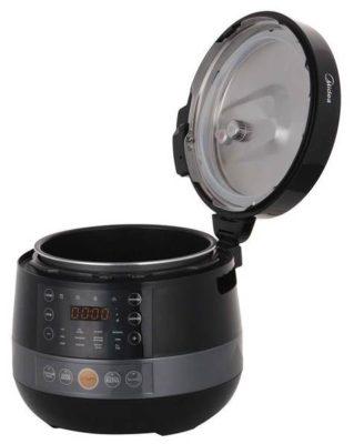 Midea MPC-6001, черный
