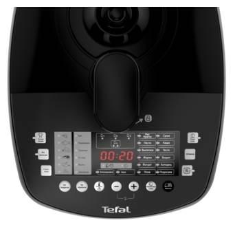 Tefal CY625D32, черный