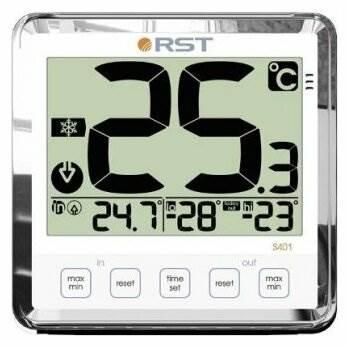RST 02401, серебристый