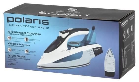 Polaris PIR 2695AK белый/черный/синий