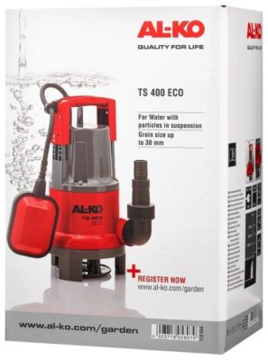 AL-KO TS 400 ECO (400 Вт)