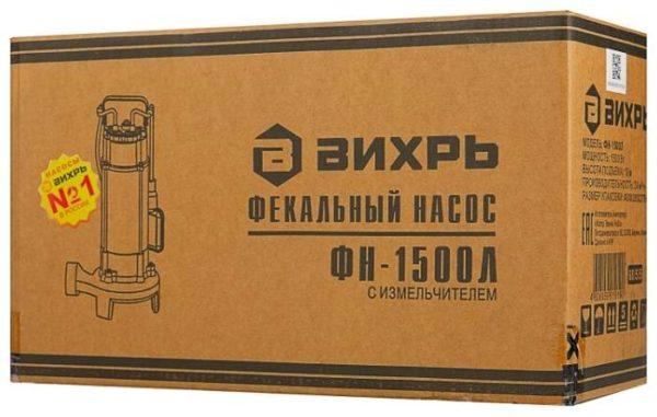 ВИХРЬ ФН-1500Л (1500 Вт)