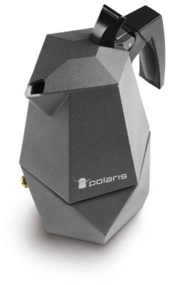 Polaris Kontur-4C (4 чашки), серый