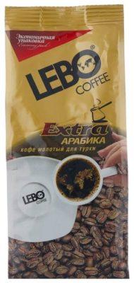 LEBO EXTRA для турки, 200 г