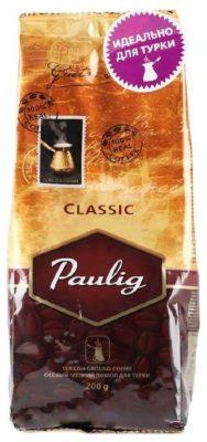 Paulig Classic для турки, 200 г