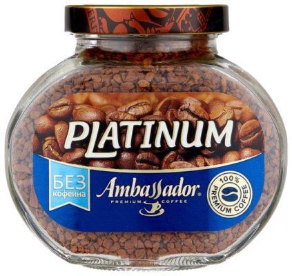 Ambassador Platinum Decaffeinated