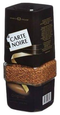Carte Noire Original, Арабика