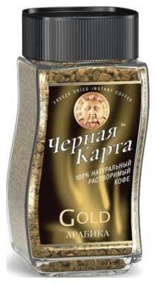 Черная карта Gold