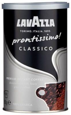 Lavazza Prontissimo Classico с молотым кофе