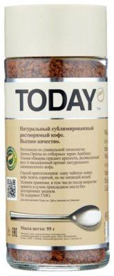 Today Pure Arabica сублимированный