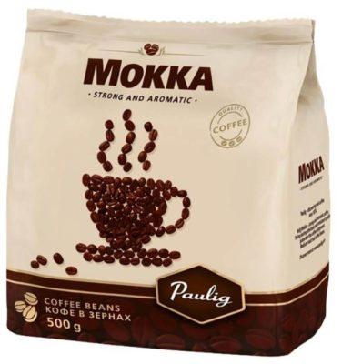 Paulig Mokka, 500 г